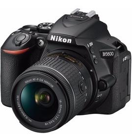 Camera Nikon D5600 Com Lente Nikon 18-55mm