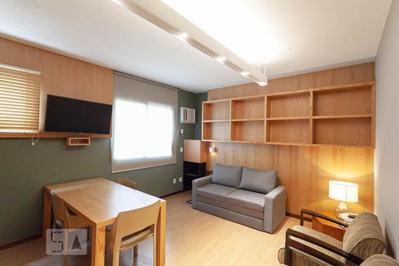 Apartamento Para Aluguel - Savassi, 1 Quarto, 50 - 893031636