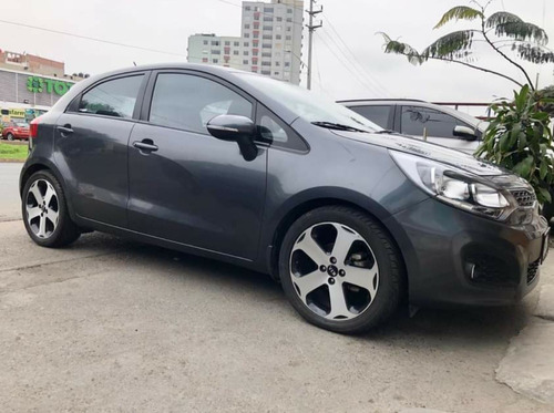 Kia Rio Hatchback New Rio Hb  1,4 Plus 2014