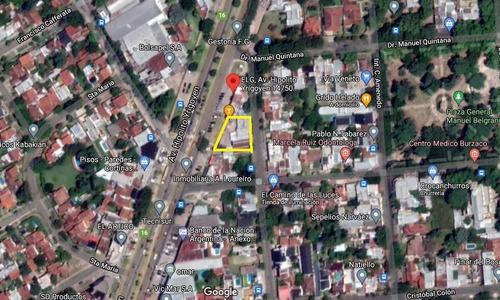 Lote -  Galpón En Zona Comercial -  Av Hipolito Yrigoyen - Burzaco