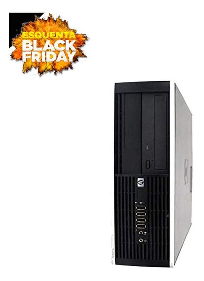 Pc Hp 8100 Sff Core I5 8gb Hd 320gb + Wi-fi