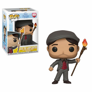 Funko Pop Jack The Lamplighter 469 Muñeco Original