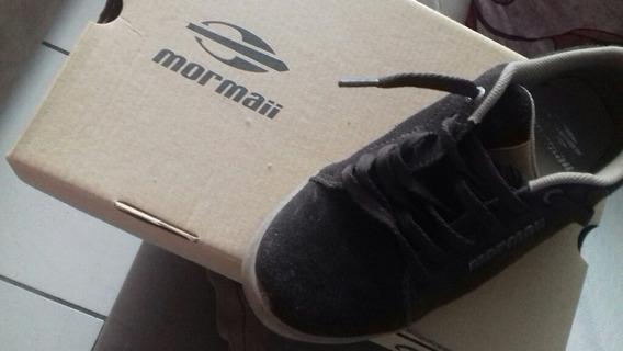 Tênis Marrom 36 Mormai
