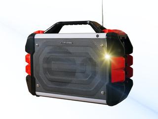 Parlante Portatil Usb Bluetooth Recargable Karaoke Con Mic