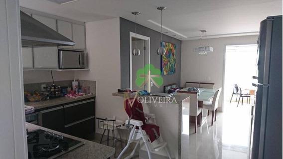 Apartamento Com 3 Dormitórios À Venda, 95 M² Por R$ 850.000 - Butantã - São Paulo/sp - Ap0896
