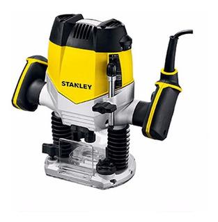 Fresadora Rebajadora Stanley 1200w + 6 Fresas - Strr1200