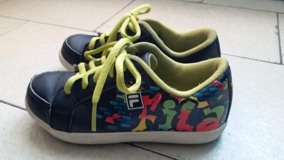 Zapatos Fila Para Niño