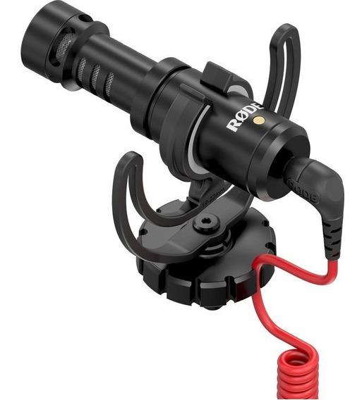 Rode Videomicro Microfone Compacto Para Cameras