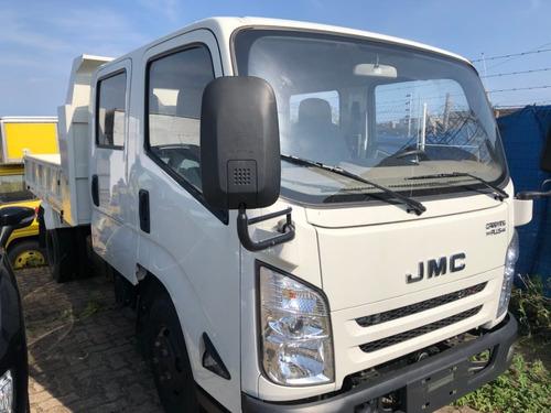 Jmc N720 Doble Cabina Con Volcadora 2.8 2021 0km