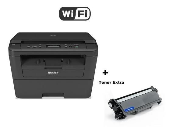 Multifuncional Impressora Brother Dcp-l2520dw + Toner Extra