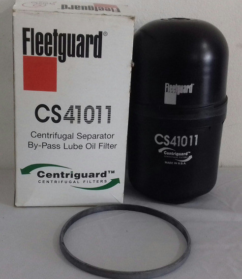 Filtro De Óleo Centrífuga Separador Fleetguard Cs41011