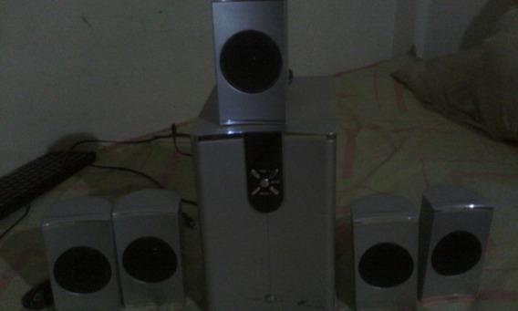 Home Theaters Pro Sound 5.1 Usado