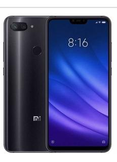 Xiaomi Mi 8 Lite 64gb Dual 4gb Ram Novo