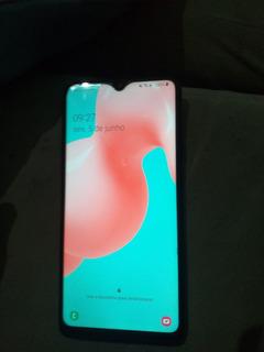 Celular Samsung A20 Novinho Sem Detalhes