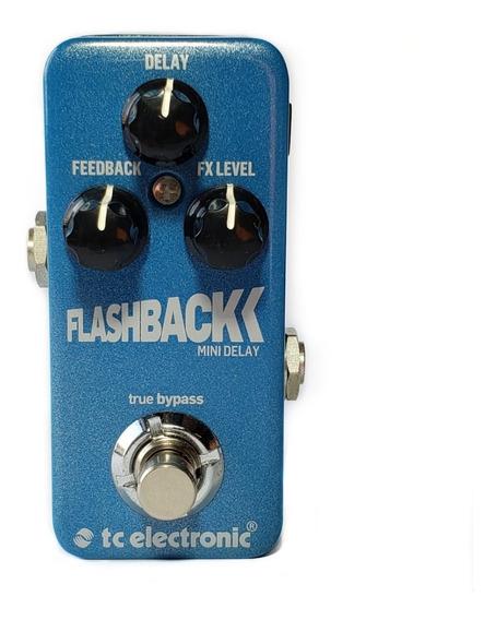 Pedal Tc Electronic Flashback Delay Mini
