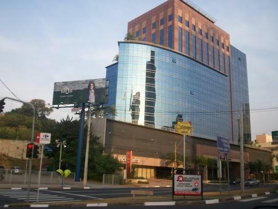 Sala Comercial Para Locação, Nova Campinas, Campinas. - Sa0003