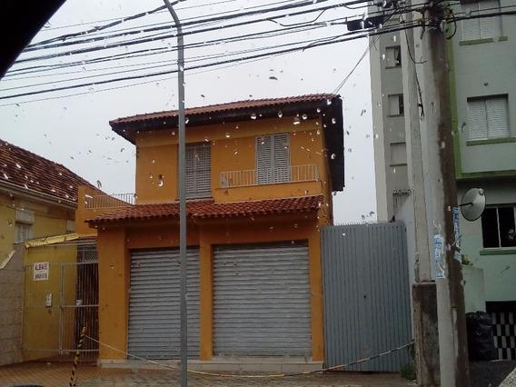 Casa Comercial Em Jundiaí, Salão No Centro Em Jundiai - Ca08282 - 4883239