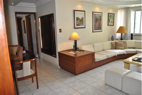Amplo Apartamento 137 Metros 3 Dormitórios Suíte 2 Vagas Metrô Ana Rosa E Paraíso Lazer Completo - 14946