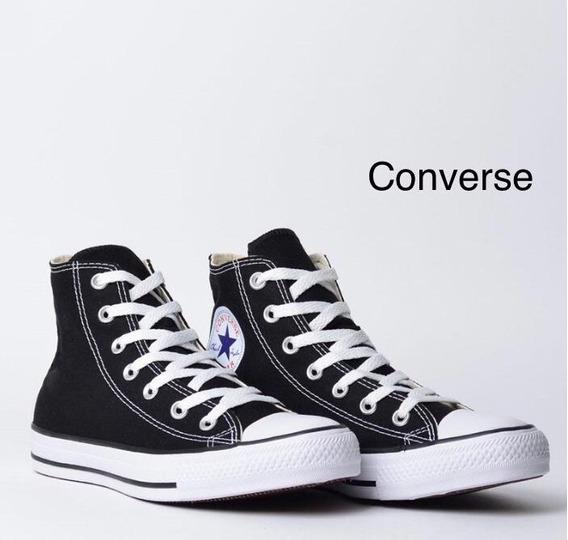 Converse All Star Caña Alta Y Plataforma