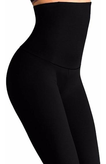 Calza Faja Total 22cm Calidad Costura Reforzada