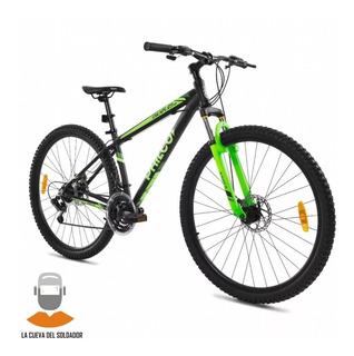 Bicicleta Montan Bike Rodado 29 Philco Aluminio 21v Lacueva