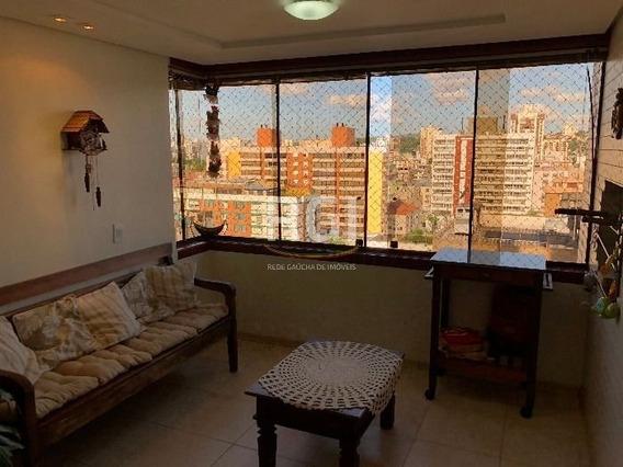 Apartamento Em Menino Deus Com 3 Dormitórios - Ev3502