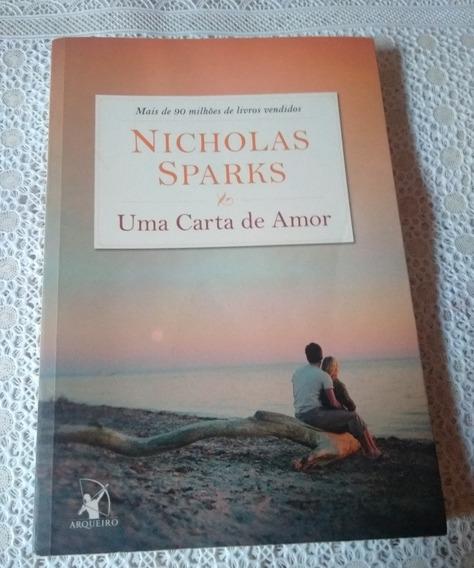Uma Carta De Amor - Nicholas Sparks