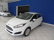 Ford New Fiesta 1.6 Se Hacth Mec 0km17/17 Sem Placas