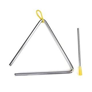 Triangulo Metálico 6 Pulgadas