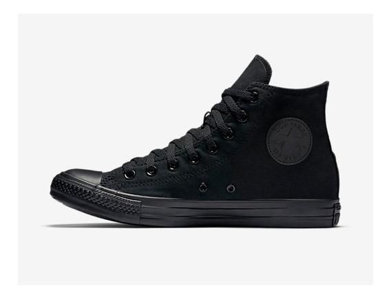 Converse Originales Bota Monochrome Negro