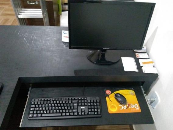 Computador Asus Core I3, 1tb 4mb Com Monitor 24 Polegadas
