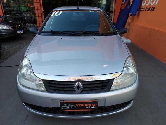 Renault Symbol Sedan Expression 1.6 8v 4p 2010