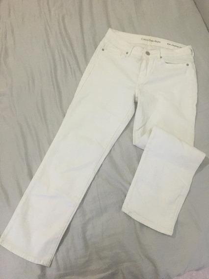 Calça Jeans Banca Feminina Calvin Klein 36