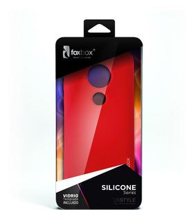Funda Foxbox Silicone Samsung Galaxy A10 - M10 - A20 - A30