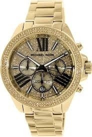 Relógio Michael Kors Mk6095 Crystal Pave Original Eua