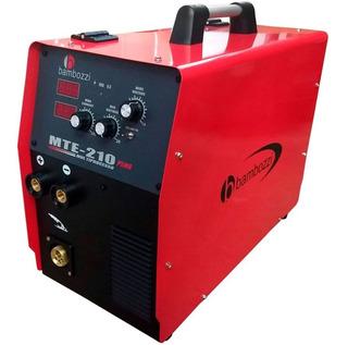 Máquina De Solda Inversora Multiprocesso Tig, Mig E Eletrodo