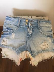 Shorts Morena Rosa