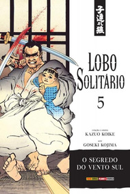 Lobo Solitario 5 - Panini