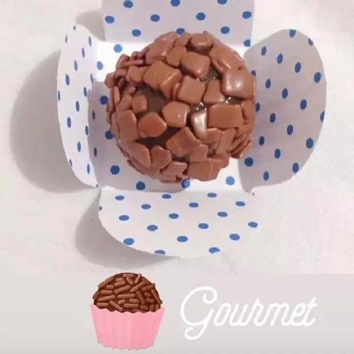 Imagem 1 de 4 de Brigadeiro Gourmet