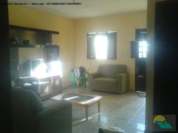 Casa Para Venda Em Maceió, Santa Lúcia, 3 Dormitórios, 2 Banheiros, 2 Vagas - C-07
