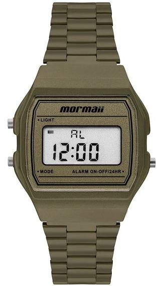 Relógio Mormaii Retrô Unissex Vintage Digital Mojh02bk/8v