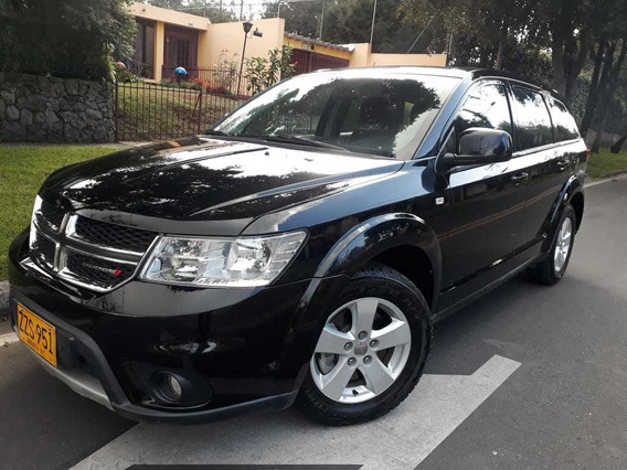 Dodge Journey Se 2.4 5 Puestos 2014