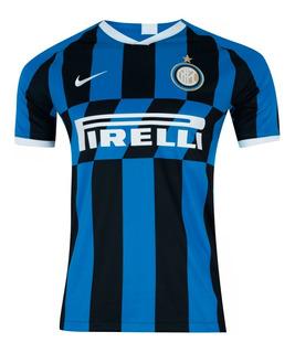Camisa Inter De Milao 2019/20 Original