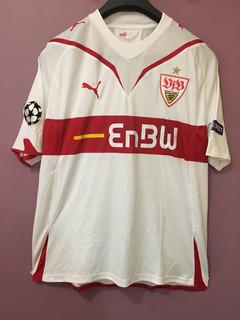 Camisa Stuttgart N°18 Cacau