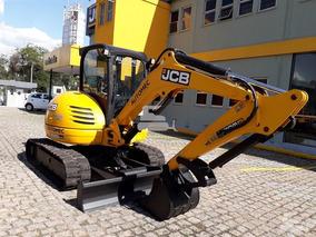 Mini Escavadeira Jcb 8055 Rts 2013