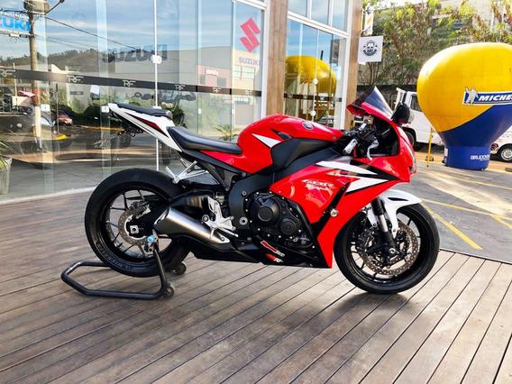 Honda Cbr 1000rr Fireblade 2012 - Vermelho