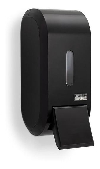 Dispenser Sabonete Liquido Ou Alcool Em Gel Premisse Preto