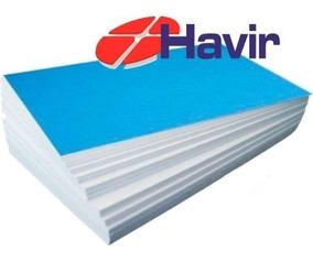Papel Sublimatico A4 Fundo Azul 500 Fls Havir 110g