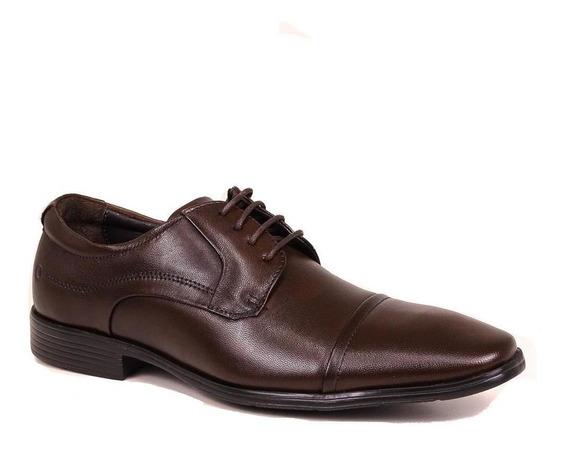 Sapato Social Democrata Vince Light