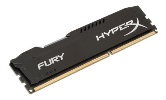 Memória Hyperx Fury 1600mhz Ddr3
